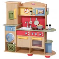Little Tikes Dřevěná kuchyňka