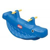 Little Tikes hojdadlo velryba modrá