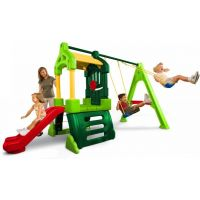 Little Tikes Hracie centrum Clubhouse Natural
