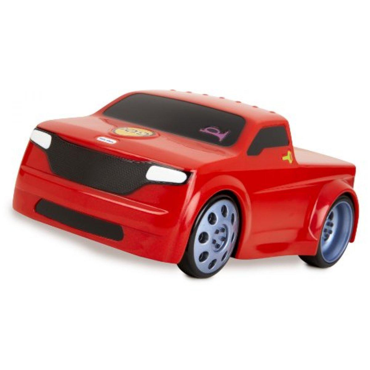 Little Tikes 635335 Interaktívne červené autíčko
