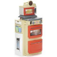 Little Tikes Kuchyňka Cook 'n Store Červená - Poškodený obal  2