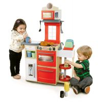Little Tikes Kuchyňka Cook 'n Store Červená - Poškodený obal  4