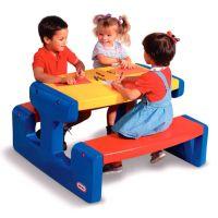 Little Tikes Piknikový stolček veľký