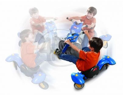 Little Tikes 618246 - Tříkolka Turn 'n Spin