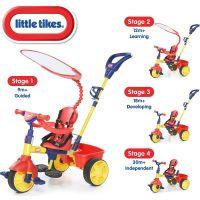 Little Tikes boys 3v1 trojkolka 2