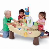 Little Tikes Vodný stôl - pirátska loď 2