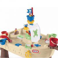 Little Tikes Vodný stôl - pirátska loď 4