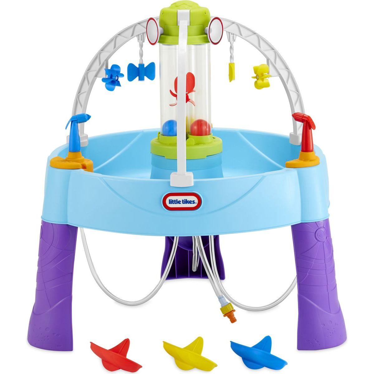 Little Tikes Zábavný vodný stôl s lodičkami