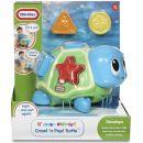 Little Tikes Crawl n Pop! Turtle 3
