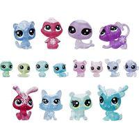 Hasbro Littlest Pet Shop Zvieratká z ľadového kráľovstva 16ks