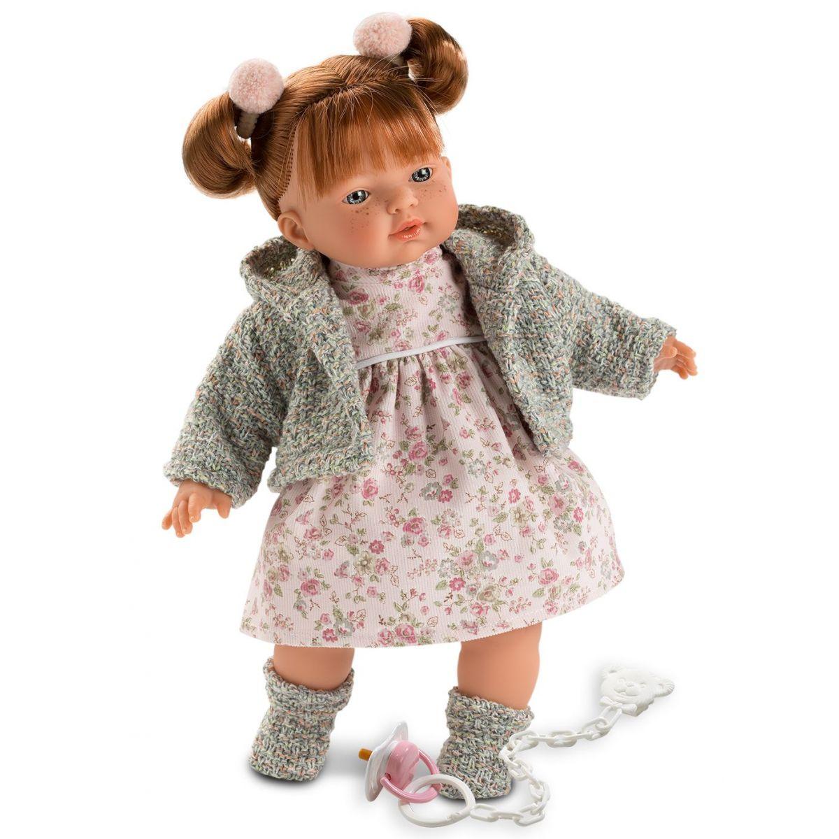 Llorens bábika Alica Llorona 33288