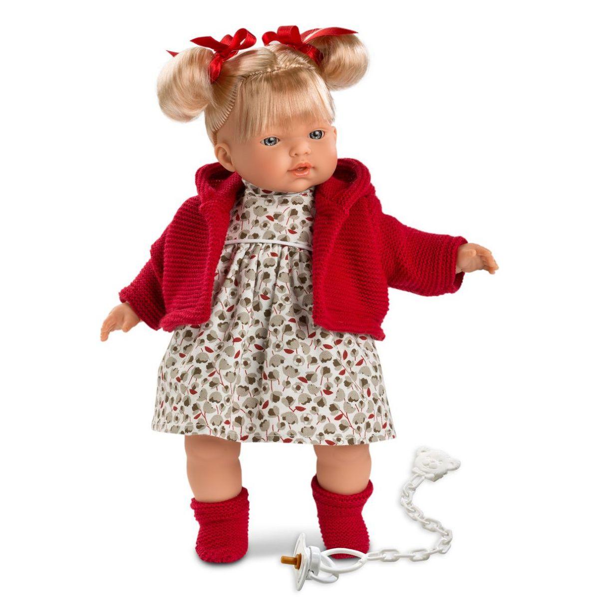 Llorens bábika Isabela Llorona 33290