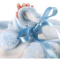 Llorens bábika New Born chlapček - Poškodený obal 3