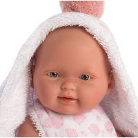 Llorens bábika New Born dievčatko 26274 3