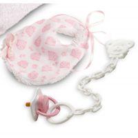 Llorens bábika New Born dievčatko 26274 5