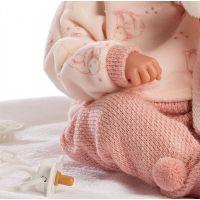 Llorens bábika New Born dievčatko 63546 5