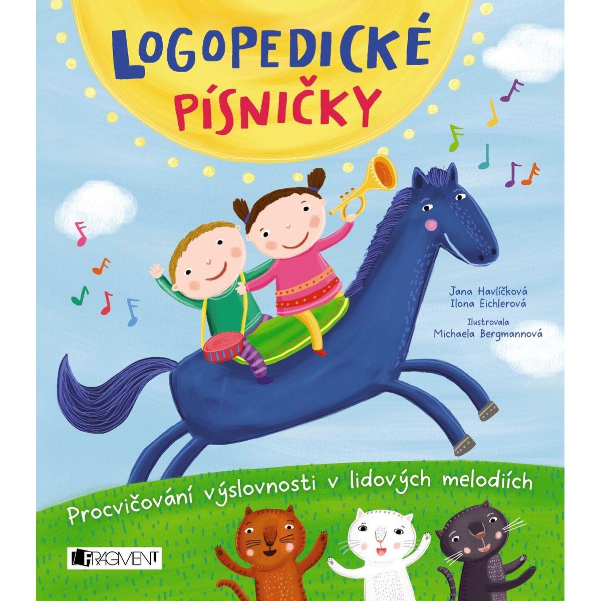 Logopedickej pesničky - Jana Havlíčková, Ilona Eichlerová