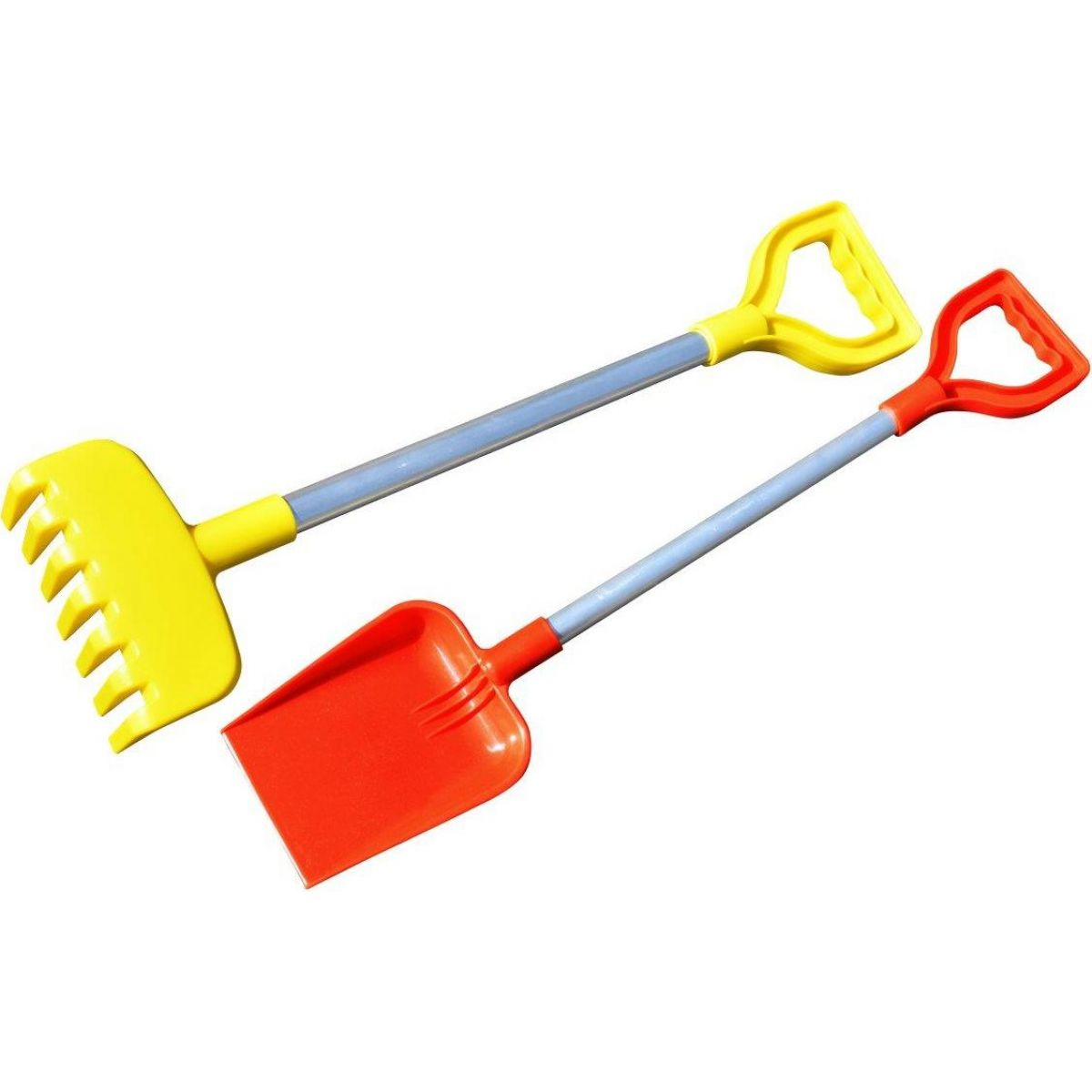 Toy Lopata a hrable veľké s hliníkovou rukoväťou