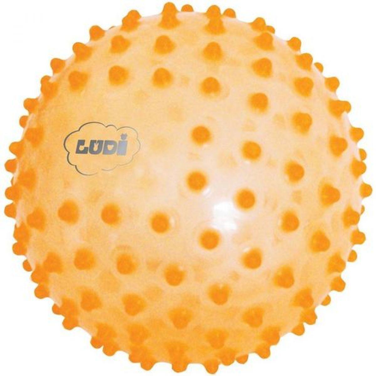 Ludi Senzorický míček oranžová