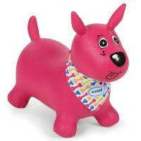 Ludi Skákacie pes ružový