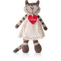 Mačka Angelique v šatách malá