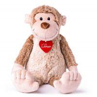 Lumpin Opica Mocca, stredná