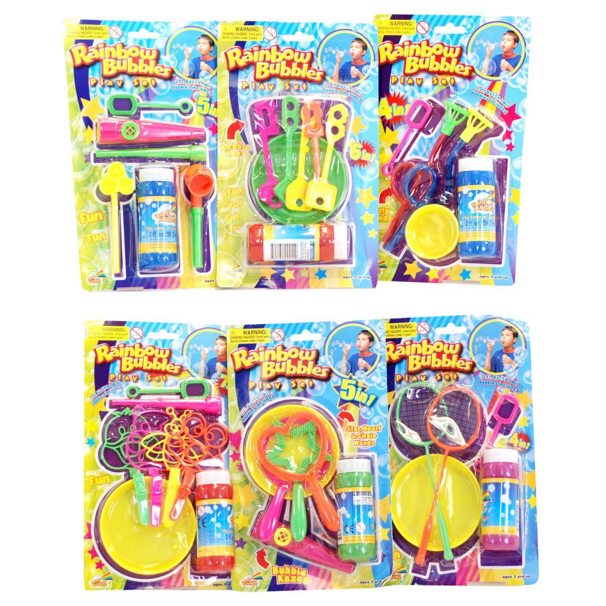 Mac Toys Bublifukový set