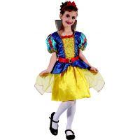 Made Detský karnevalový kostým princezná M 120-130 cm
