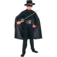 Made Dosky kostým Bandita 120-130 cm