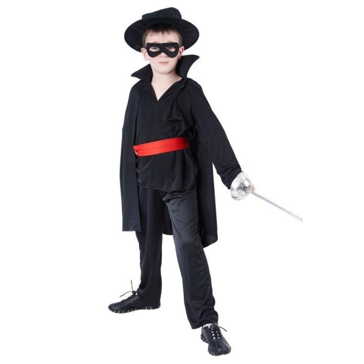Made Detský kostým Bandita 110-120 cm