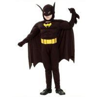 Made Detský kostým Batman 120-130 cm