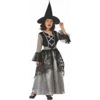 Made Detský kostým Čarodejnica 110-120 cm