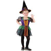 Made Detský kostým Čarodejnica 92-104cm