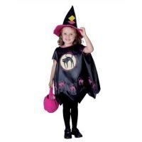 Made Detský kostým Čarodejnica 3-4 roky