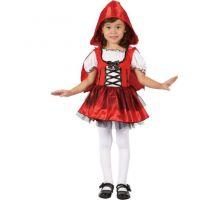 Made Detský kostým Červená Čiapočka 92-104 cm