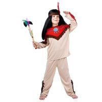 Made Detský kostým Indián 5-9 rokov