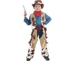 Made Detský kostým Kovboj 130-140 cm