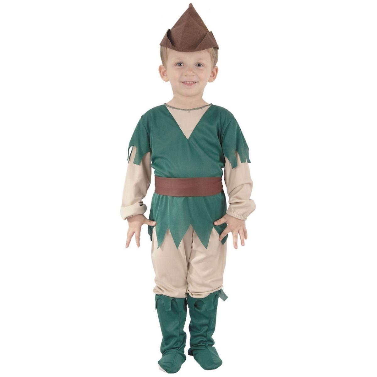 Made Detský kostým Lovec 92-104cm