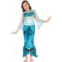 Made Detský kostým Morská panna 120-130cm