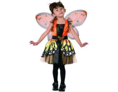 65eb57917 Made Detský kostým Motýlik 92-104cm | 4kids