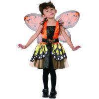 Made Detský kostým Motýlik 92-104cm