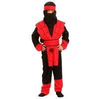 Made Detský kostým Ninja 4-6 rokov