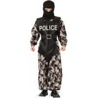Made Detský kostým Policajt 120-130 cm