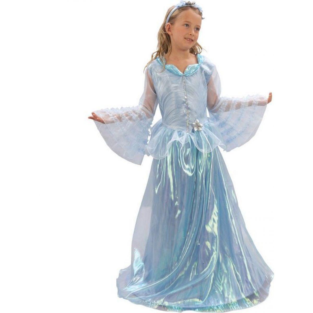 Made Detský kostým Princezná Deluxe 130-140 cm