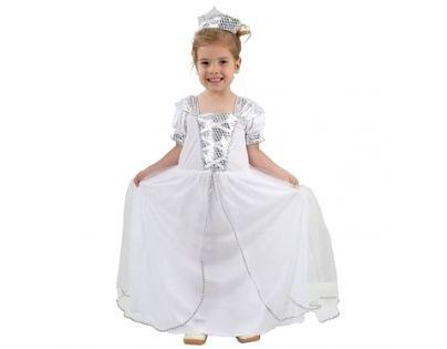Made Detský kostým Princezná s korunkou malá 3-4 roky  bf4dedefa76