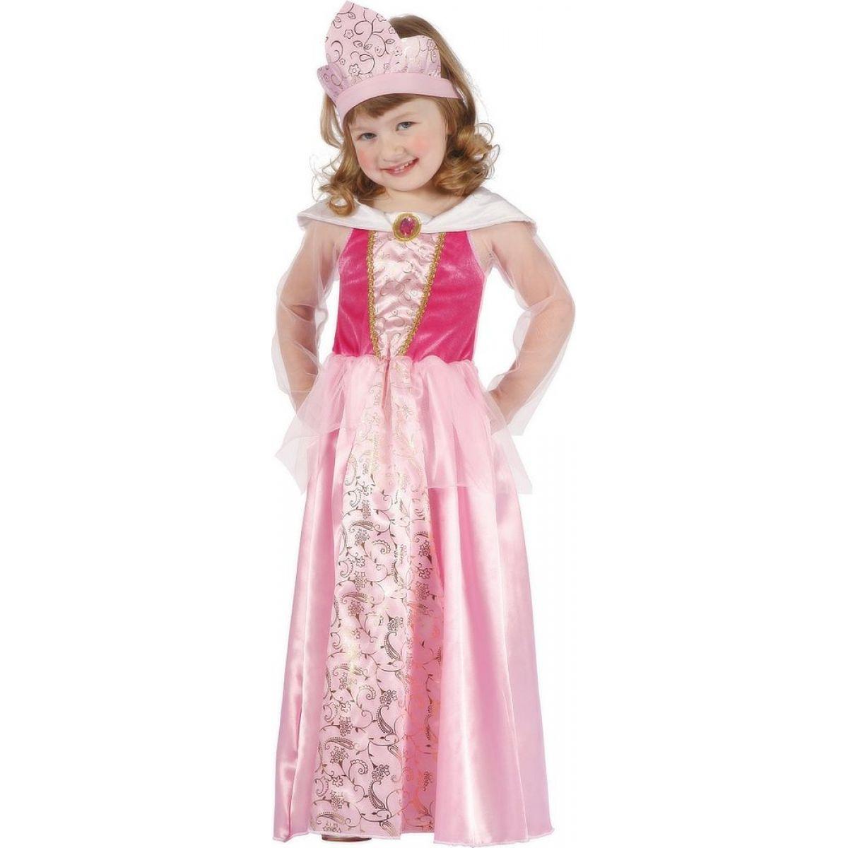 Made Detský kostým Ruženka 92-104cm