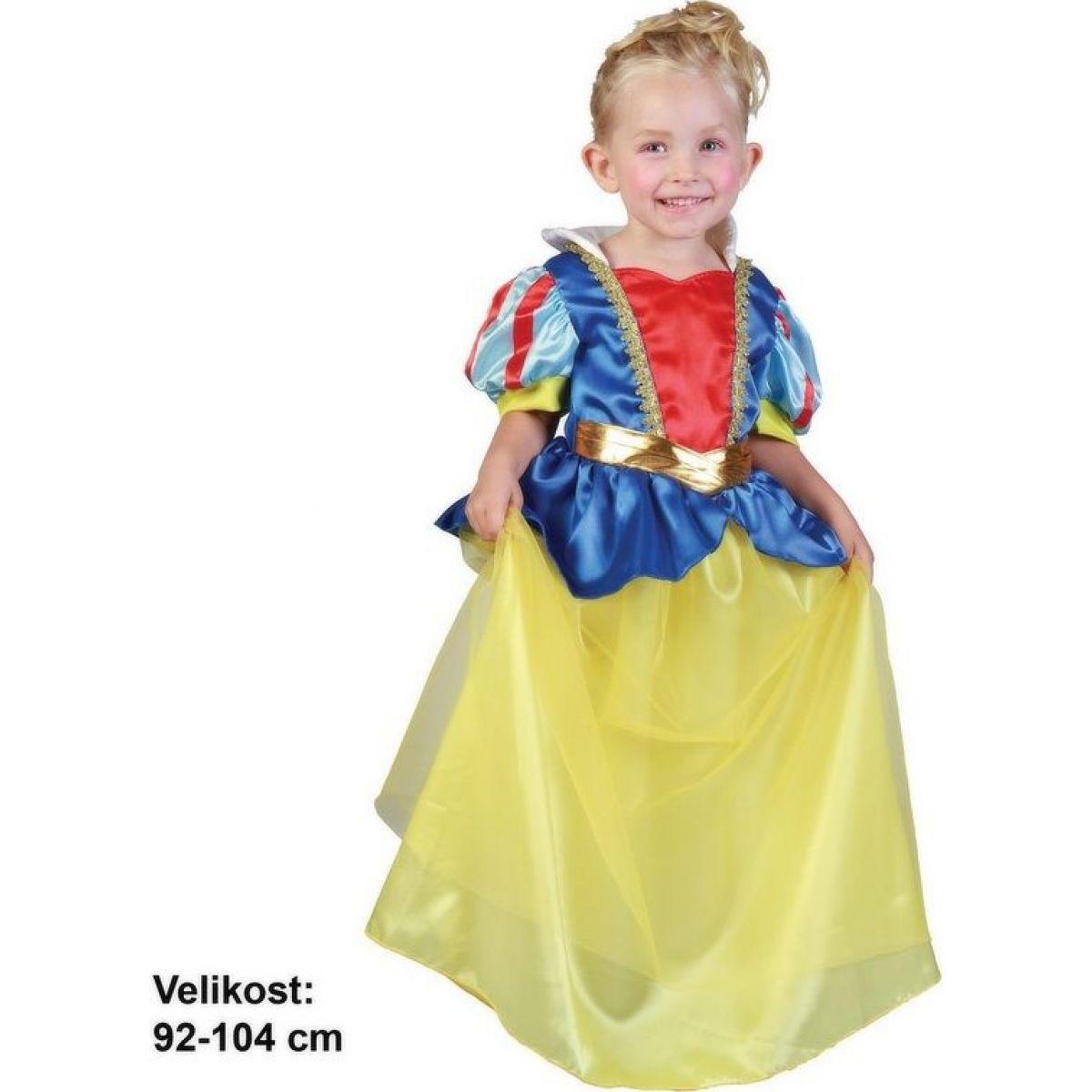 Made Detský kostým Snehulienka 92-104 cm
