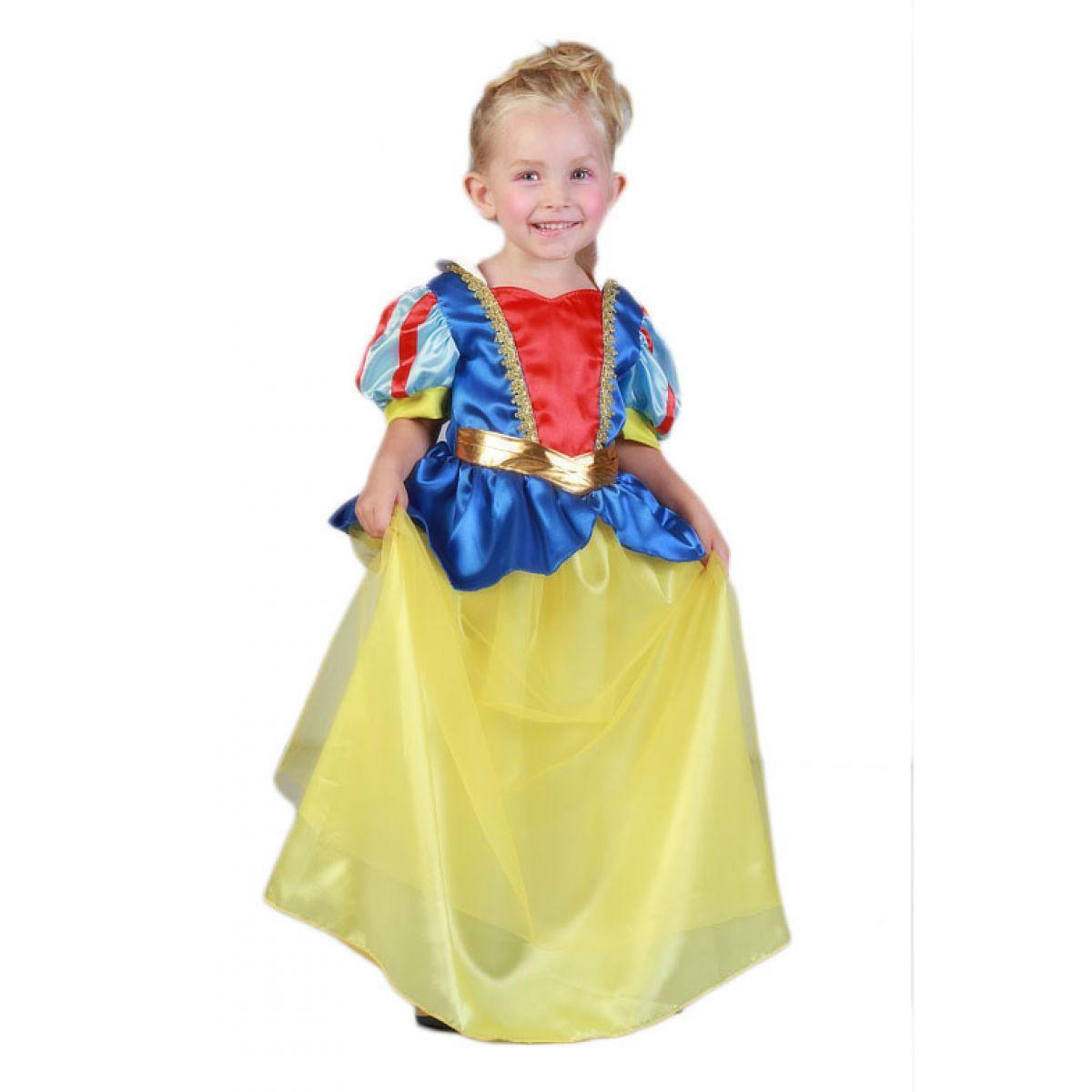 Made Detský kostým Snehulienka 92-104cm