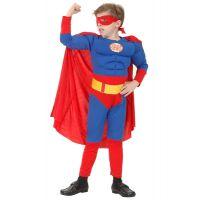 Made Detský kostým Superhrdina 6-8 rokov