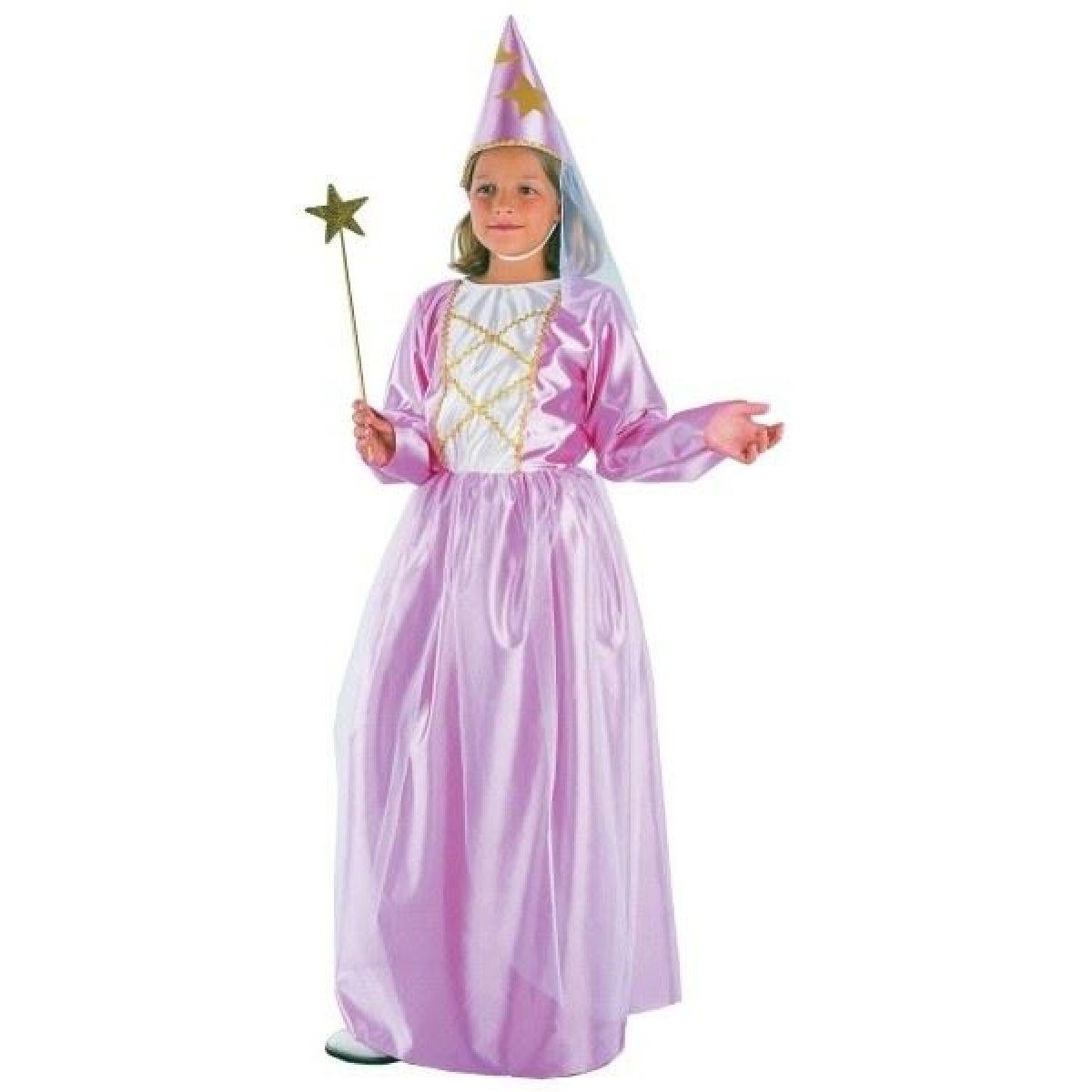 Made Detský kostým Víla s klobúkom 110-120cm